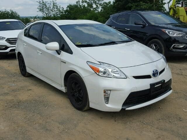 Toyota Prius Wreckers Auckland