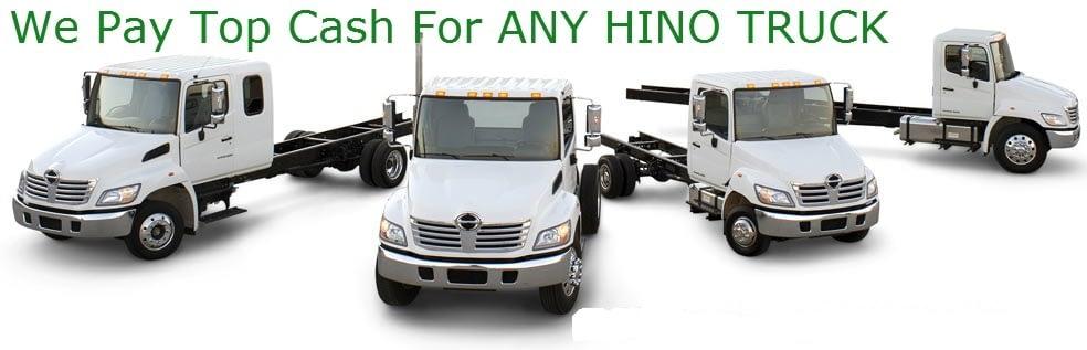 scrap truck buyers