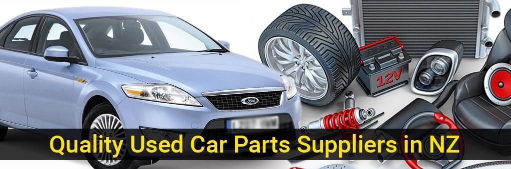 used car parts christchurch