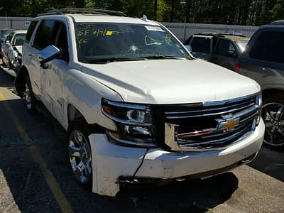 Scrap Chevrolet
