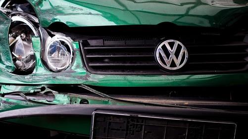 Scrap Volkswagen