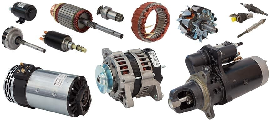 Auto Electrical Parts Auckland