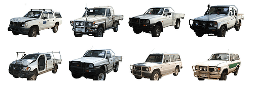 4x4 wreckers