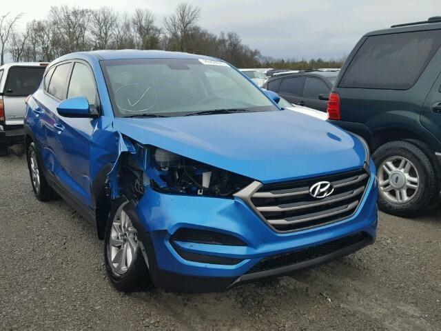 Hyundai Salvage