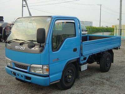 Isuzu truck wreckers Sydney