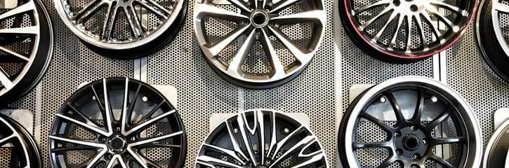 second hand mag wheels & rims
