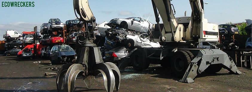 car wreckers Melbourne -scrap car yard
